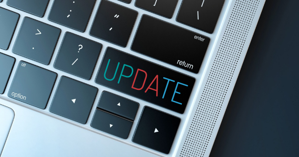 Update april 2019 Dynamics 365 Business Central