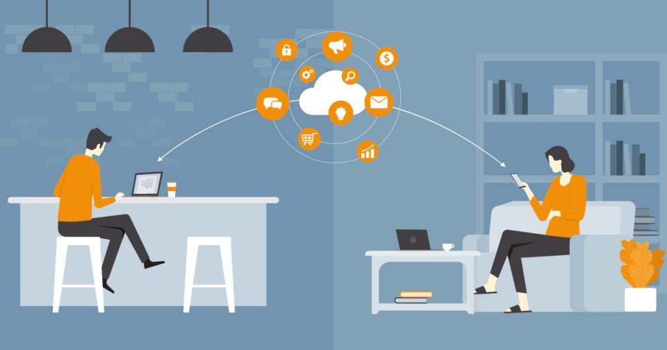Blog 7 voordelen om je bedrijfsprocessen in de cloud te zetten met je ERP Dynamics 365 Business Central DynamicsOnline
